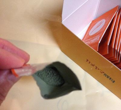 カメヤマ酵母の袋の中.JPG